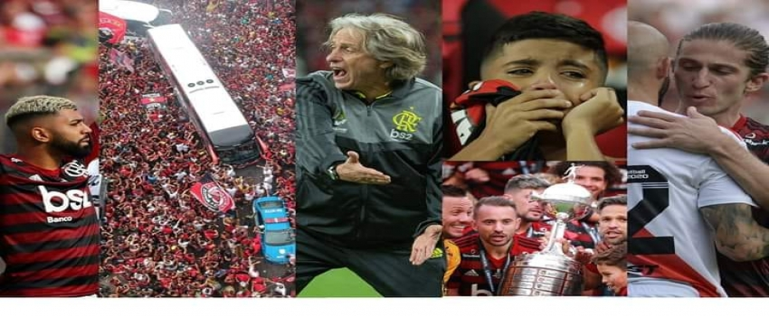 E viva o Flamengo