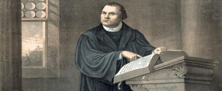 Martinho Lutero,  O Pregador e Reformador